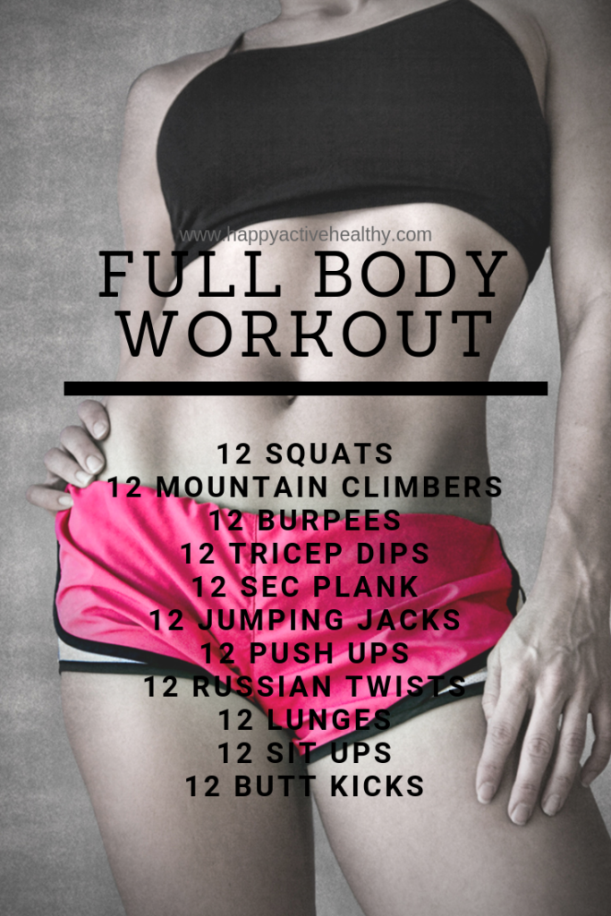 full body workout. 30 day challenge. core workout. tone. weight loss.