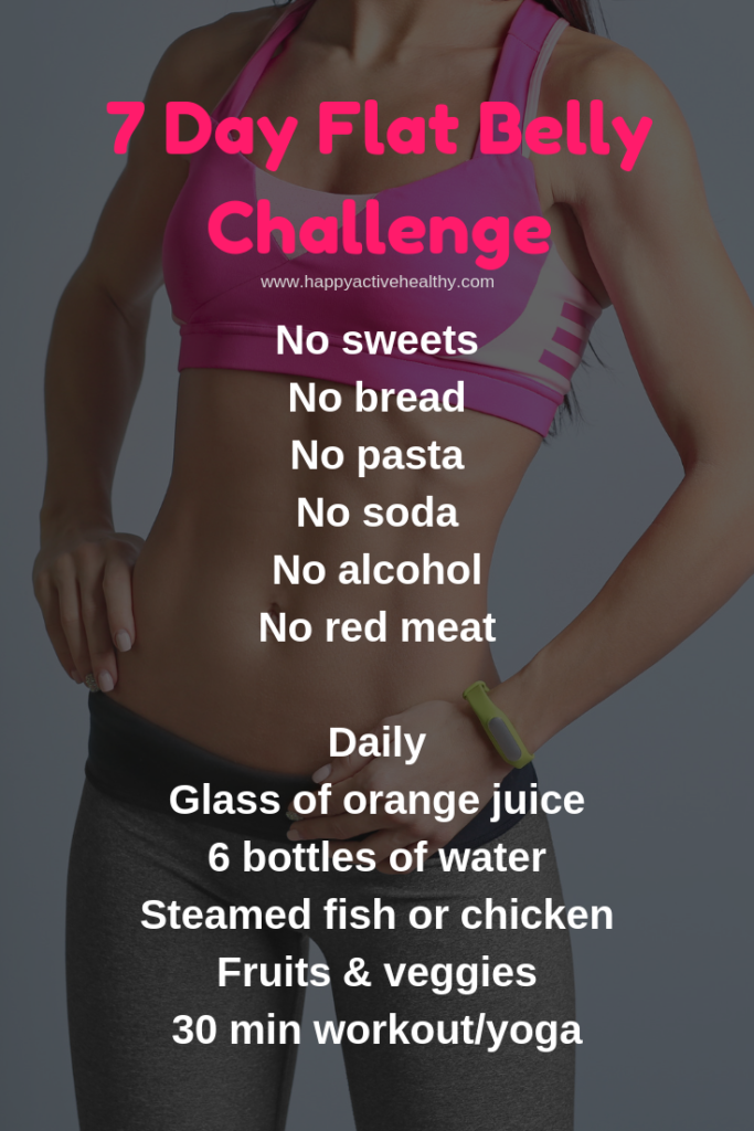 ab workout. flat stomach. toned abs. 30 day fitness challenge